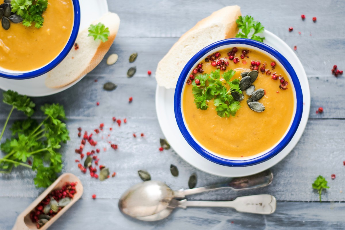 How to cook butternut squash soup