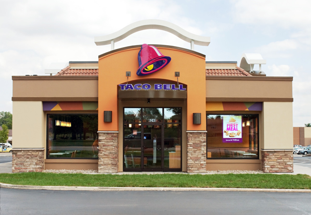 Taco Bell Ranked One of the Healthiest Fast-Food Chains