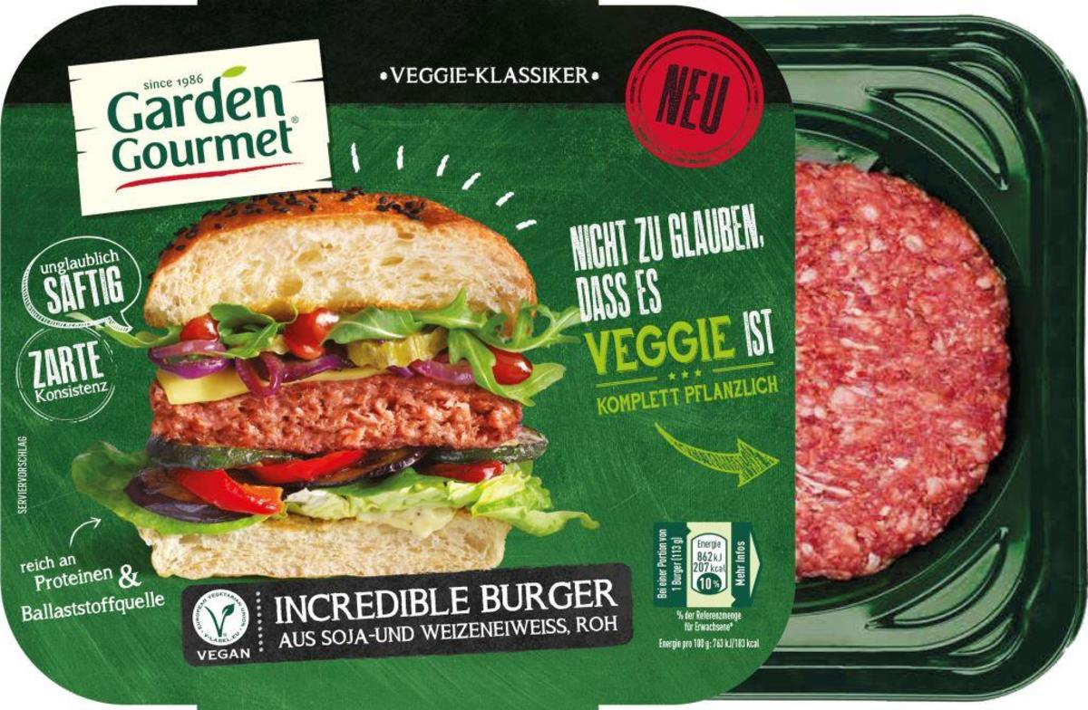 Nestlé to Launch Plant-Based 'Incredible' Burger