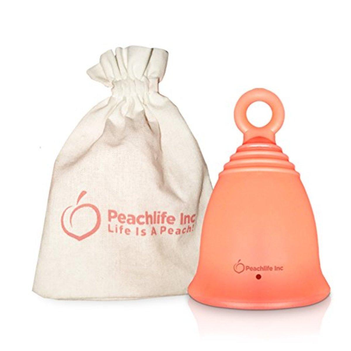 Peachlife Menstrual Cup