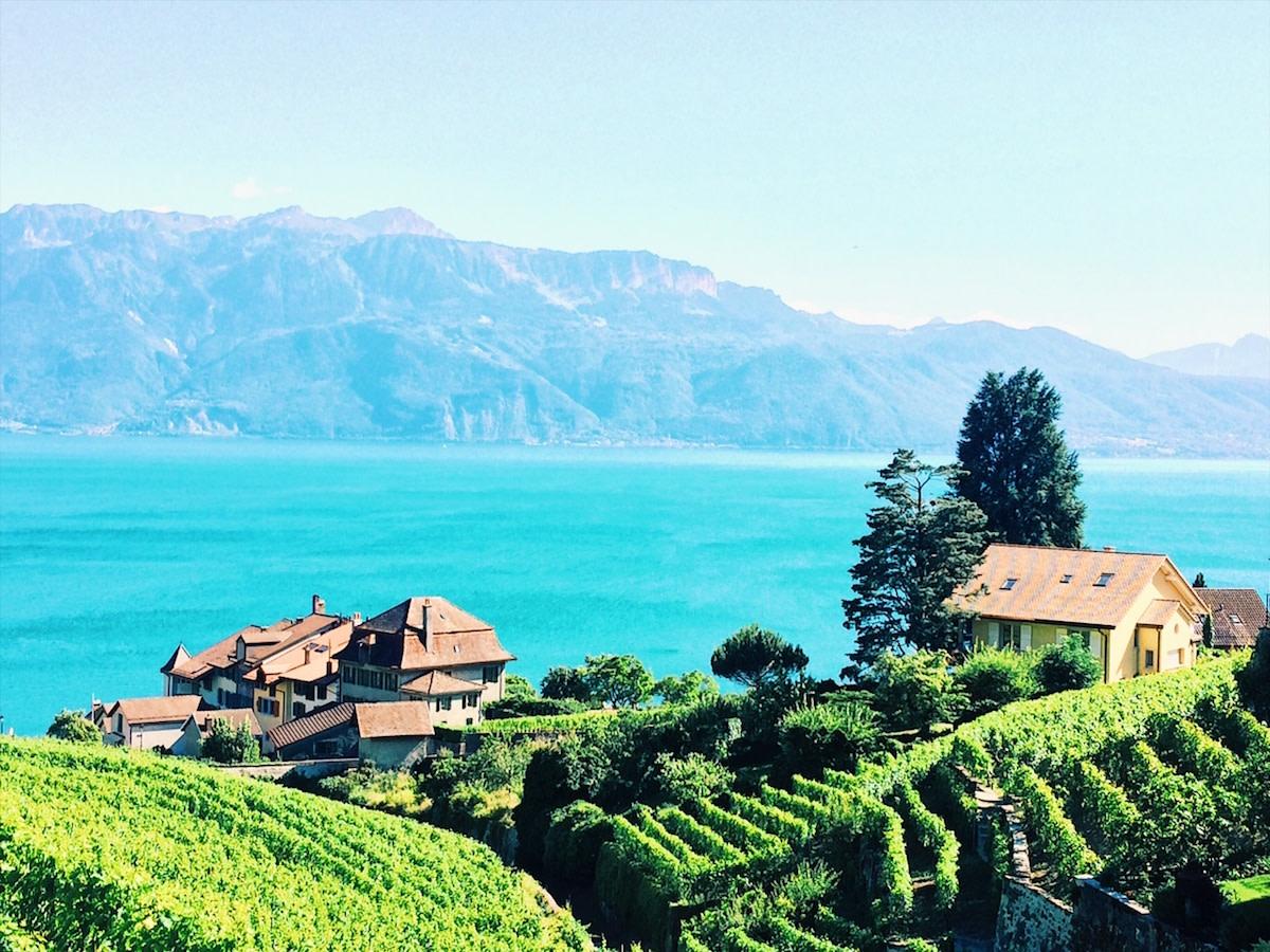 © Lavaux Switzerland / Donna Sozio