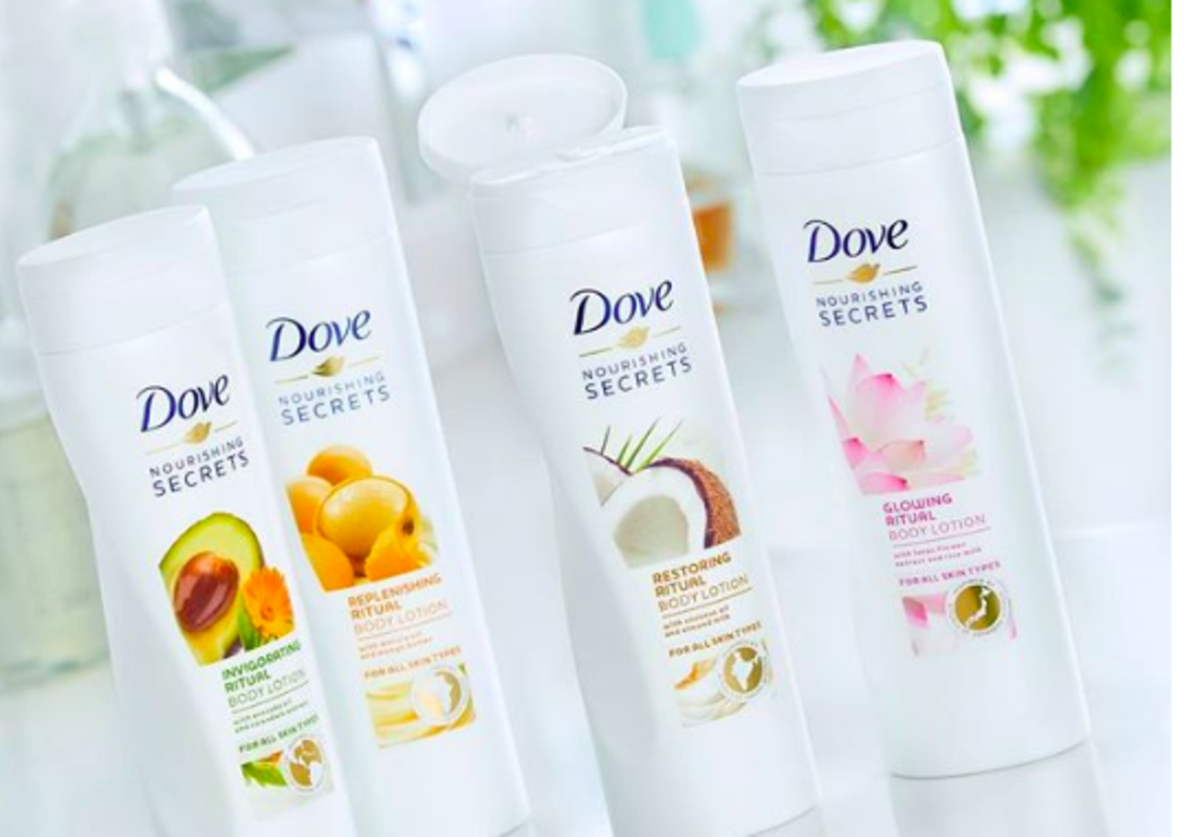 Unilever Reveals Fragrance Ingredients For More Than 1,000 Home and Personal Care Products
