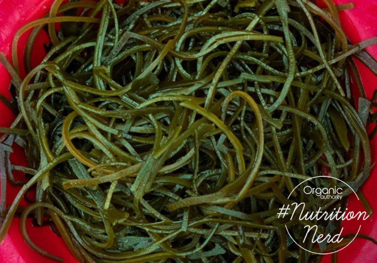 Seaweed the superfood you need
