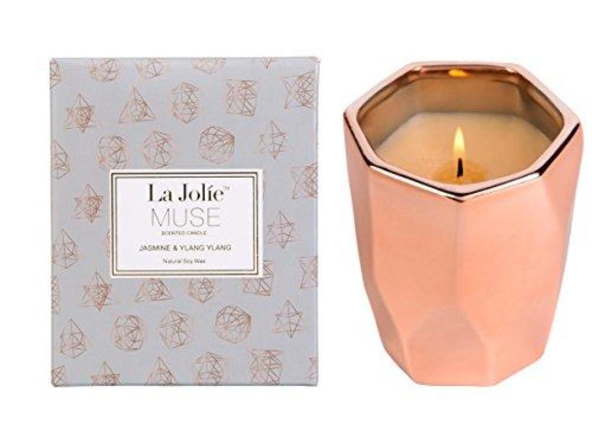 Ylang-Ylang and Jasmine Candle