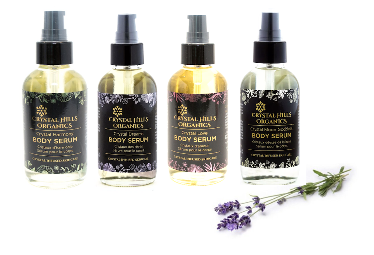 Crystal Hills Serums