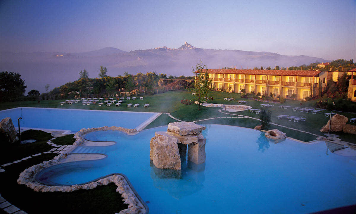 © The ADLER Spa Resort Thermae