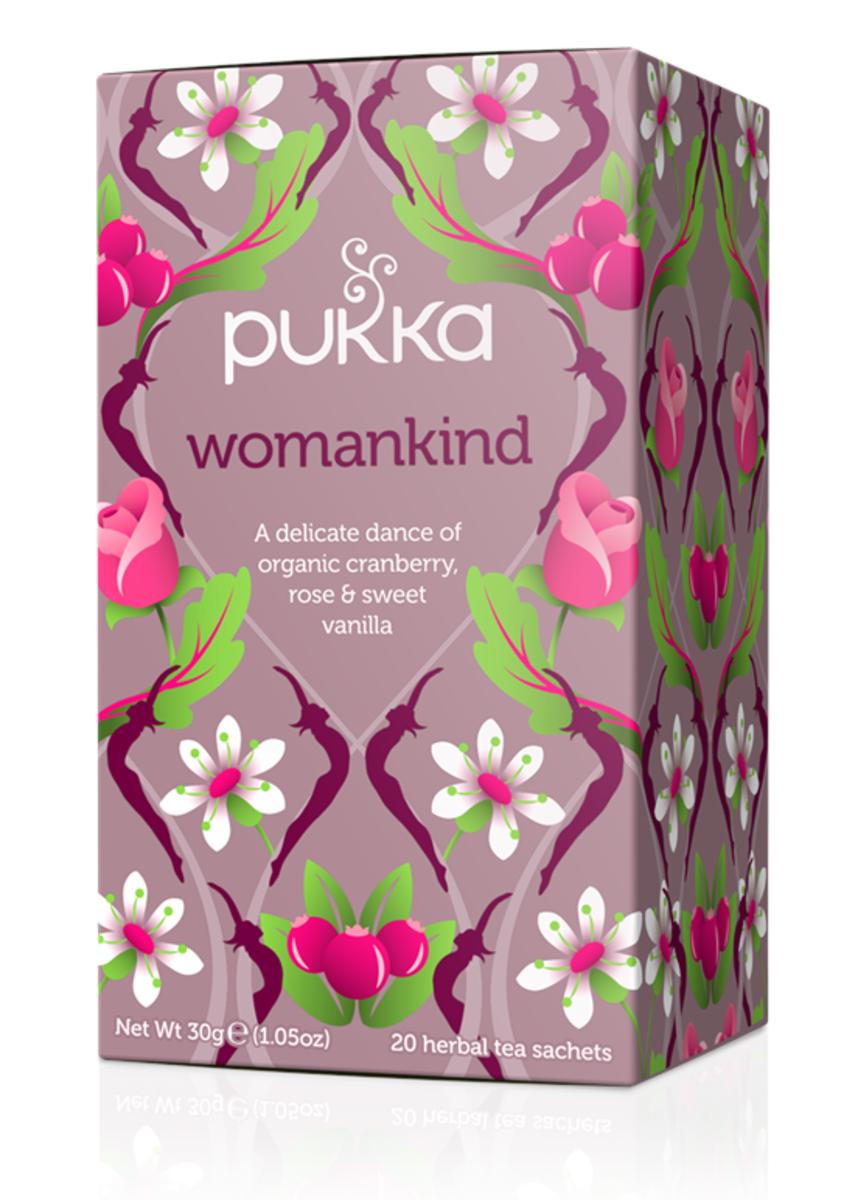 Womankind Tea