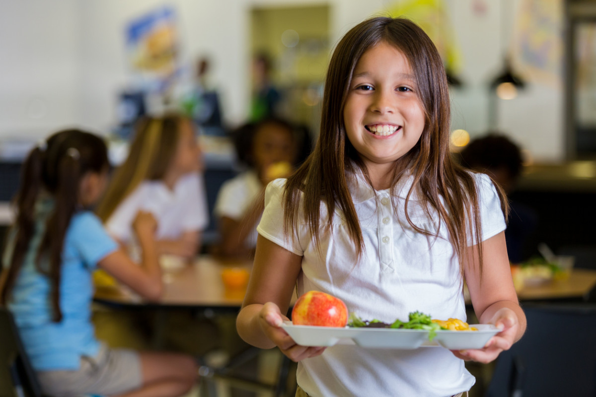 California to Launch Organic-to-School Pilot Program