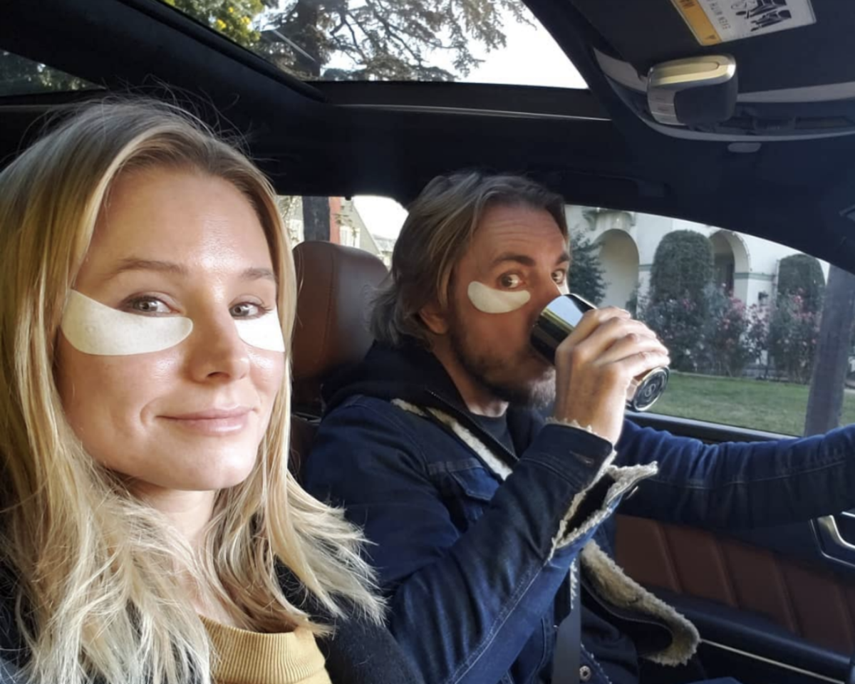 Kristen Bell and Dax Shepard Launch Plant-Based Baby Product Company