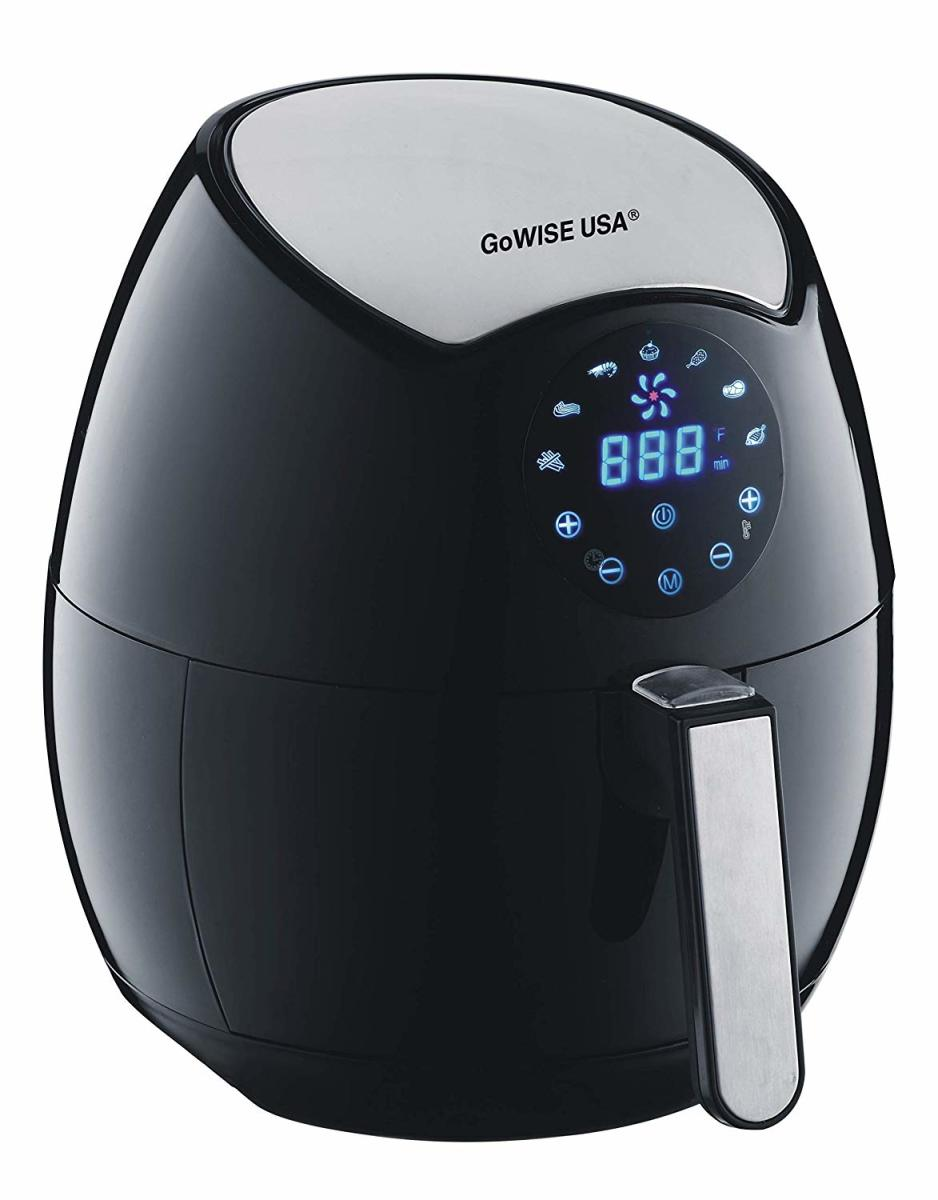 GoWise USA 3.7-Quart Programmable Air Fryer