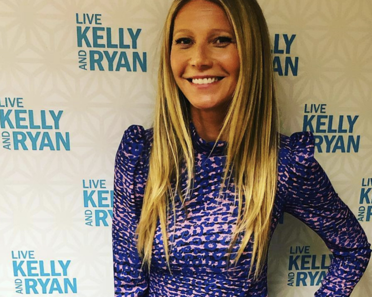 Gwyneth Paltrow Partners With Alkaline Water Brand 'Flow'