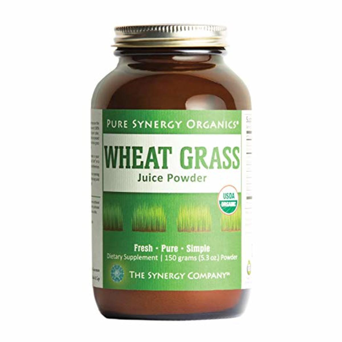 35 amazing wheatgrass benefits, pure synergy organics