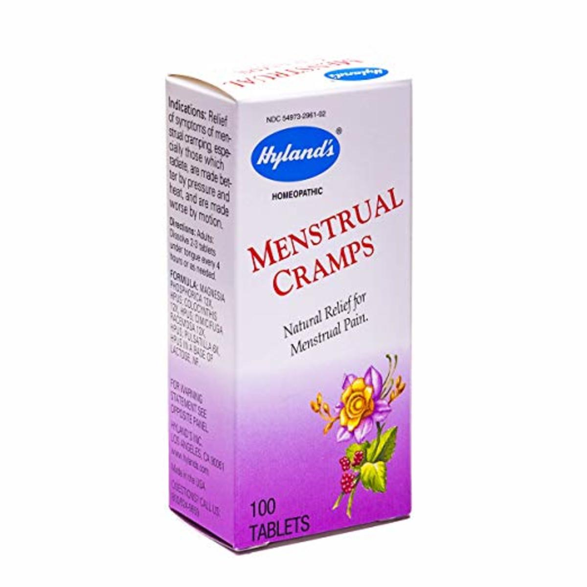 Hyland's Homeopathic Cramp Relief