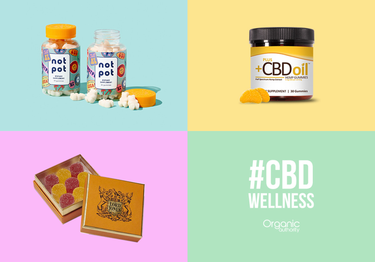 Hack Your Daily Anxiety with 4 Brands of CBD Gummies - Organic Authority