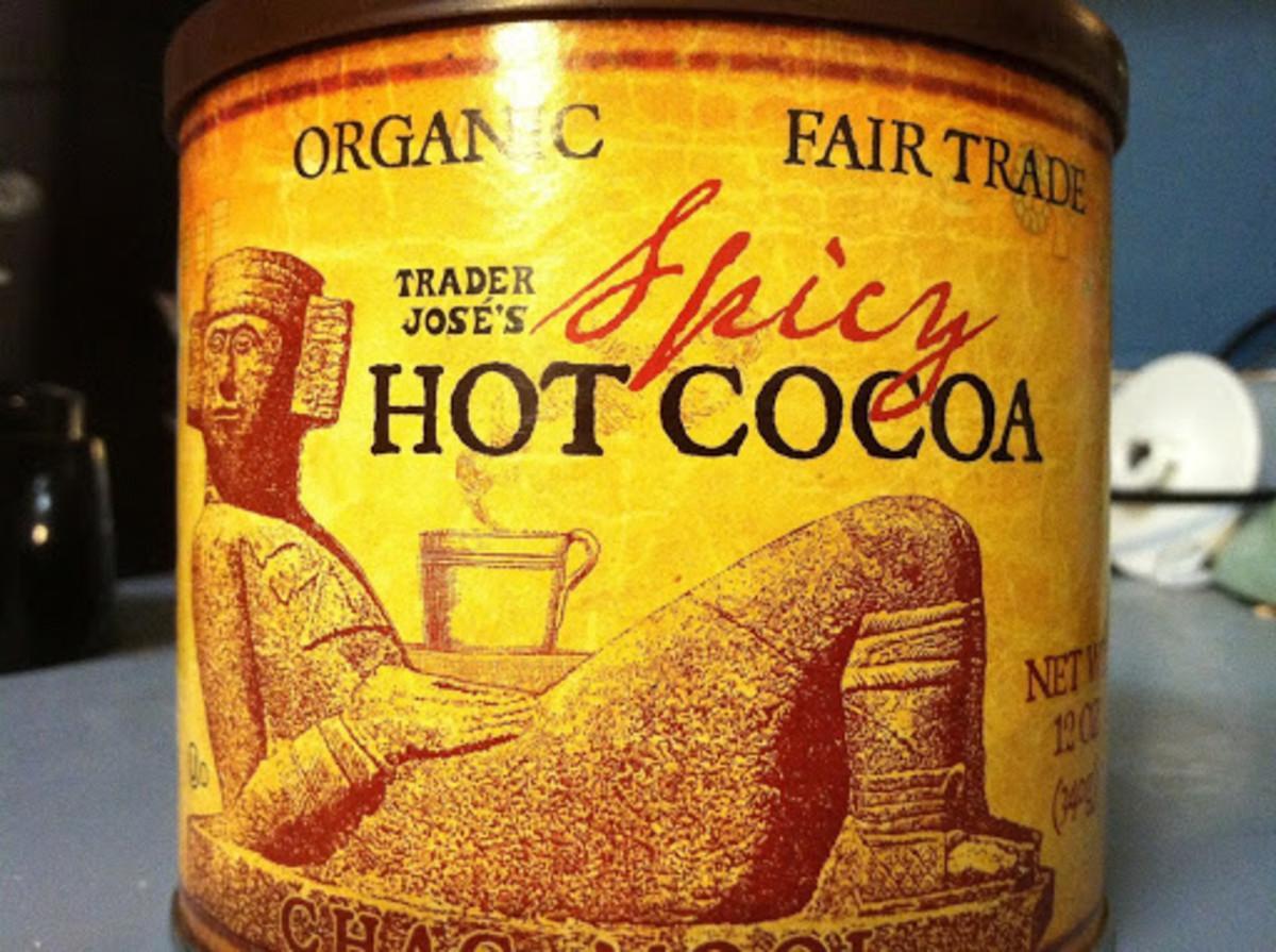 Trader Jose's Hot Cocoa