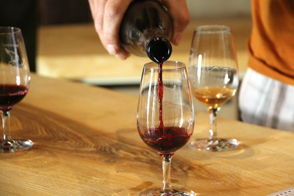 how bad is copper in your wine really