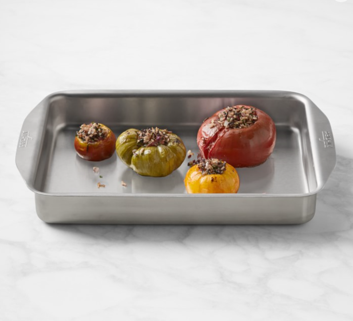 All-Clad d3 Stainless-Steel Rectangular Ovenware