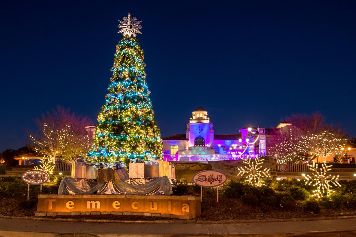 Chilled Christmas Lights Credit Justin Hulse