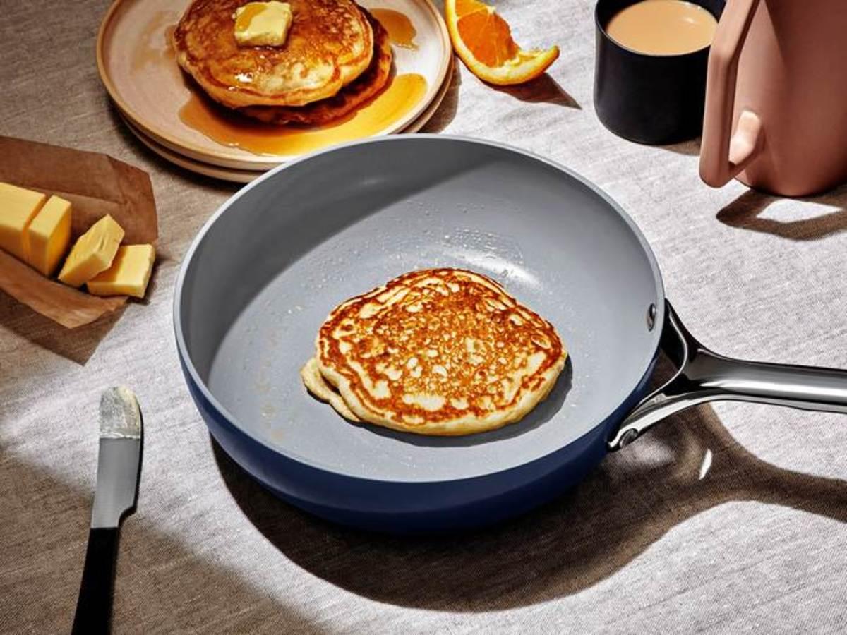 Caraway Fry Pan, $95